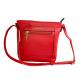 Bolsa Pequena Quadrada - Vermelha
