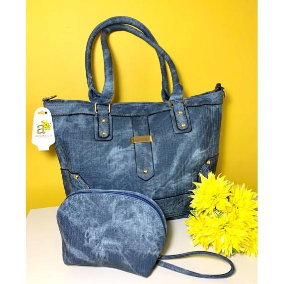 Bolsa Azul (Tom Jeans)
