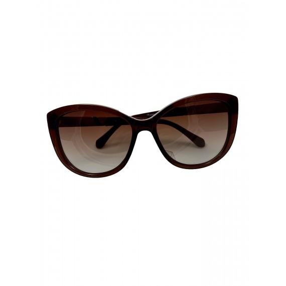 Óculos Escuro Clássico - Lente Marrom (Degradê) Proteção UV