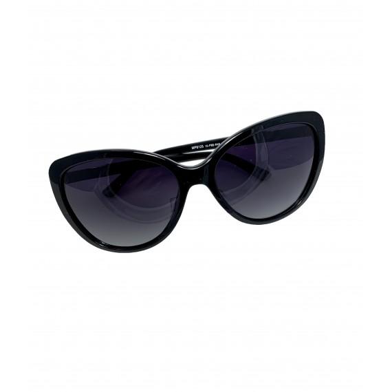 Óculos Escuro Gatinha - Lente (Degradê) Preta Proteção UV