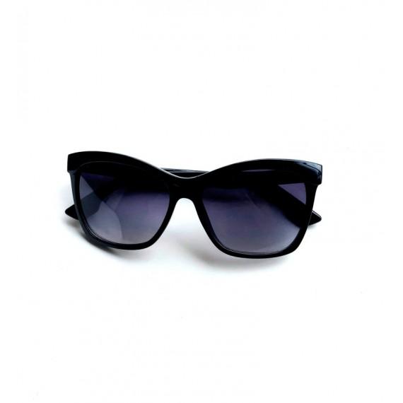 Óculos Escuro Armação - Lente (Degradê) Preta Proteção UV